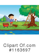 Tree House Clipart #1163697
