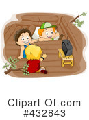 Tree House Clipart #432843 by BNP Design Studio