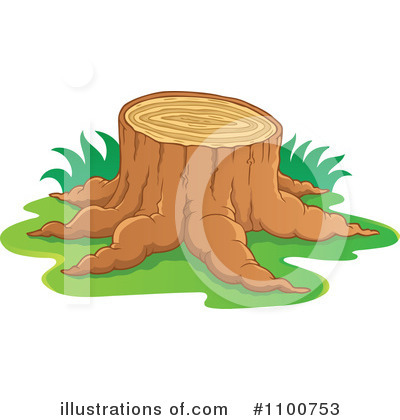 Tree Clipart #1100753 by visekart