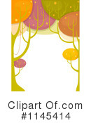 Royalty-Free (RF) Trees Clipart Illustration #1145414