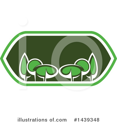 Royalty-Free (RF) Trees Clipart Illustration by Vector Tradition SM - Stock Sample #1439348