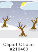 Trees Clipart #210489