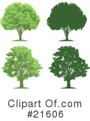 Trees Clipart #21606 by Tonis Pan