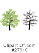 Trees Clipart #27910 by KJ Pargeter