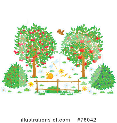 Tree Clipart #76042 by Alex Bannykh