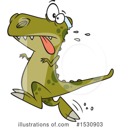 Dino Clipart #1530903 by toonaday