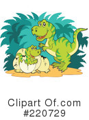 Trex Clipart #220729 by visekart