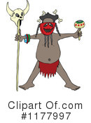 Tribal Clipart #1177997 by djart