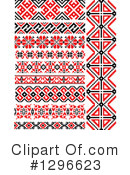 Tribal Clipart #1296623 by Vector Tradition SM