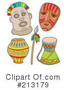 Tribal Clipart #213179 by visekart