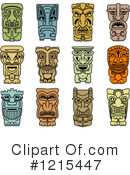 Tribal Mask Clipart #1215447