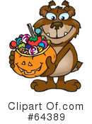 Trick Or Treater Clipart #64389