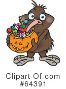 Trick Or Treater Clipart #64391