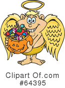Trick Or Treater Clipart #64395