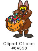Trick Or Treater Clipart #64398