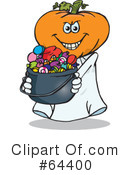 Trick Or Treater Clipart #64400