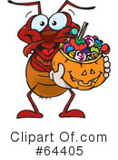 Trick Or Treater Clipart #64405