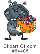 Trick Or Treater Clipart #64406