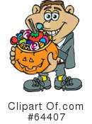 Trick Or Treater Clipart #64407