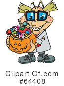 Trick Or Treater Clipart #64408