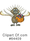 Trick Or Treater Clipart #64409