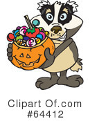 Trick Or Treater Clipart #64412