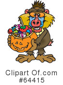 Trick Or Treater Clipart #64415