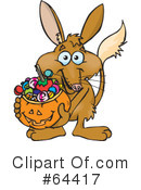 Trick Or Treater Clipart #64417