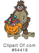 Trick Or Treater Clipart #64418