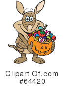 Trick Or Treater Clipart #64420