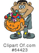 Trick Or Treater Clipart #64423