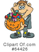 Trick Or Treater Clipart #64426