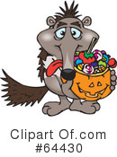 Trick Or Treater Clipart #64430