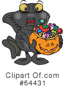 Trick Or Treater Clipart #64431