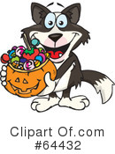 Trick Or Treater Clipart #64432