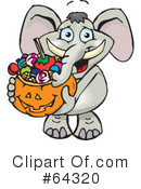 Trick Or Treating Clipart #64320