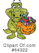 Trick Or Treating Clipart #64322