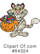 Trick Or Treating Clipart #64324