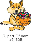 Trick Or Treating Clipart #64325