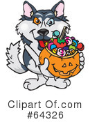 Trick Or Treating Clipart #64326
