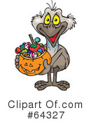 Trick Or Treating Clipart #64327