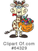 Trick Or Treating Clipart #64329