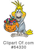 Trick Or Treating Clipart #64330