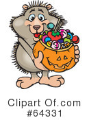 Trick Or Treating Clipart #64331