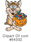 Trick Or Treating Clipart #64332