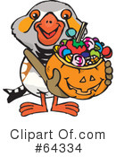 Trick Or Treating Clipart #64334