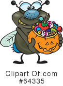 Trick Or Treating Clipart #64335