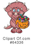 Trick Or Treating Clipart #64336
