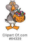 Trick Or Treating Clipart #64339
