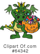 Trick Or Treating Clipart #64342